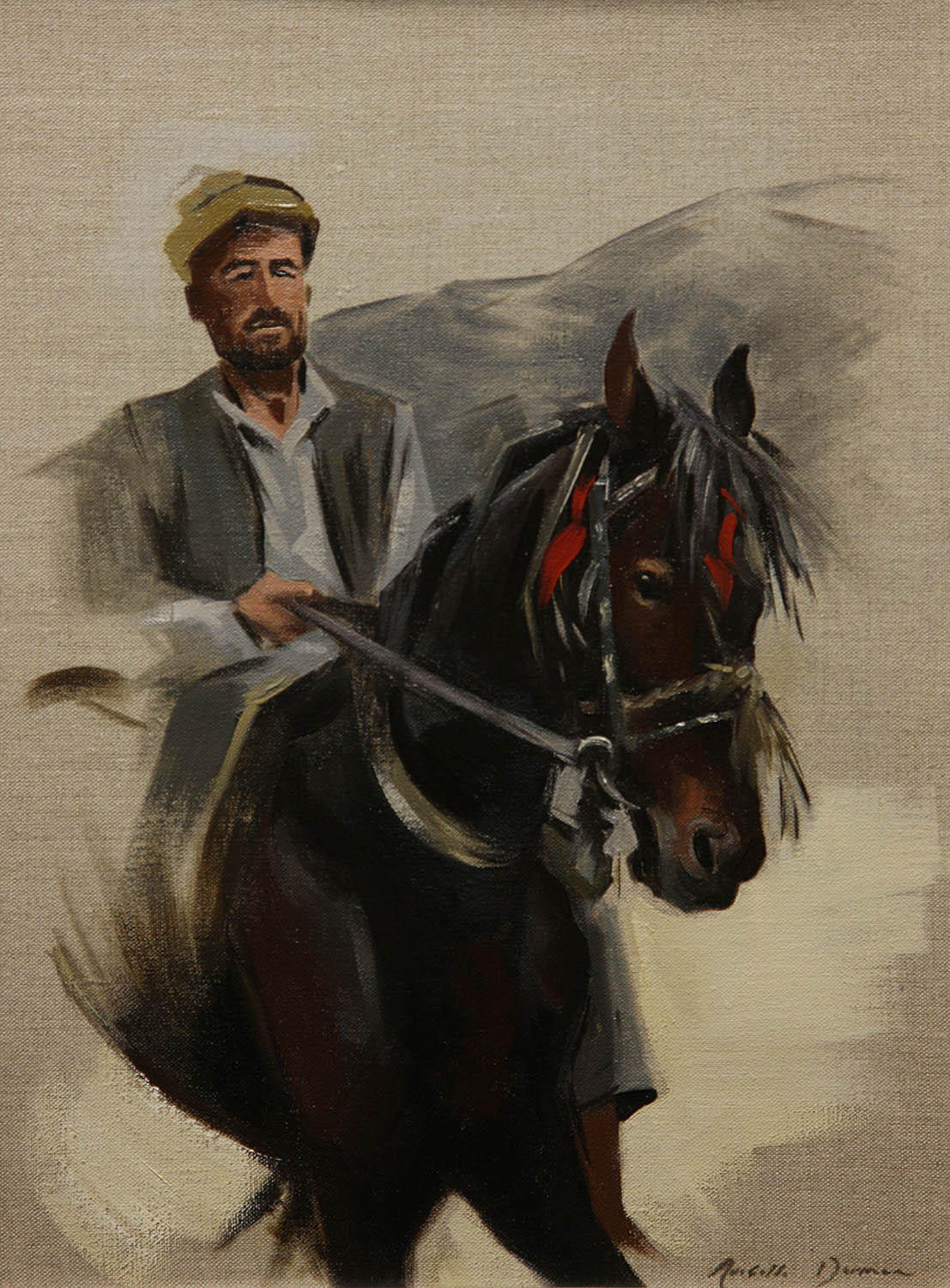 The Horseman of the North, 2014, Afghanistan