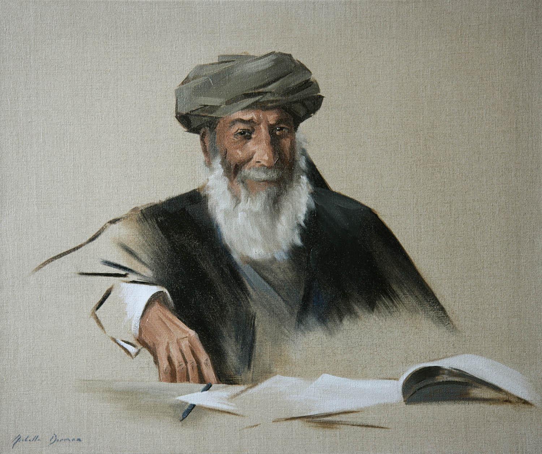 The Old Schoolmaster, 2013, Afghanistan