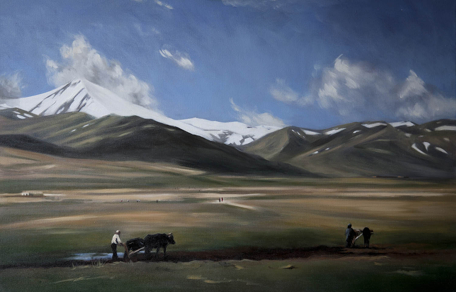 The Ploughers, 2014, Afghanistan