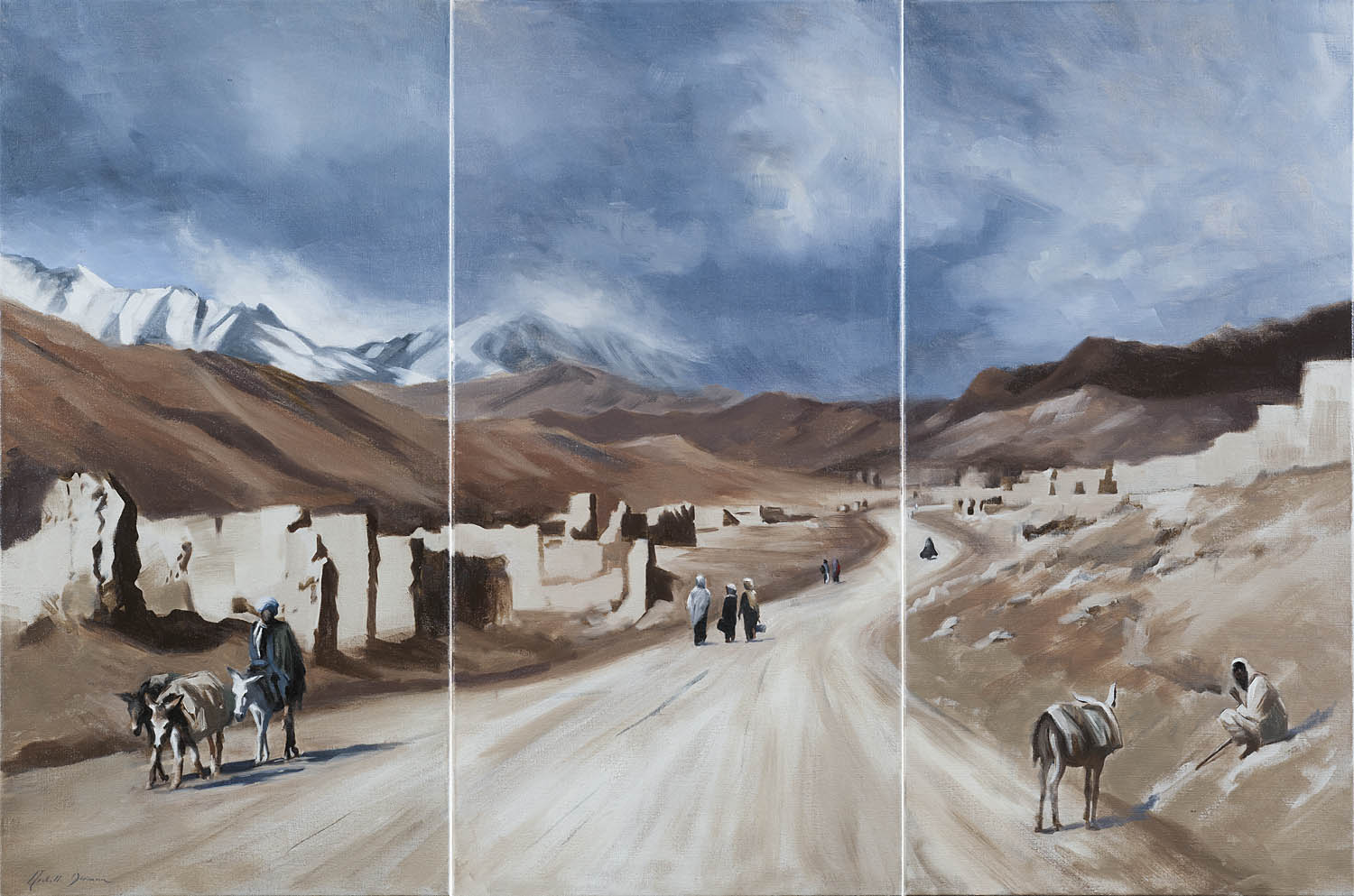 The Road, 2010, Afghanistan