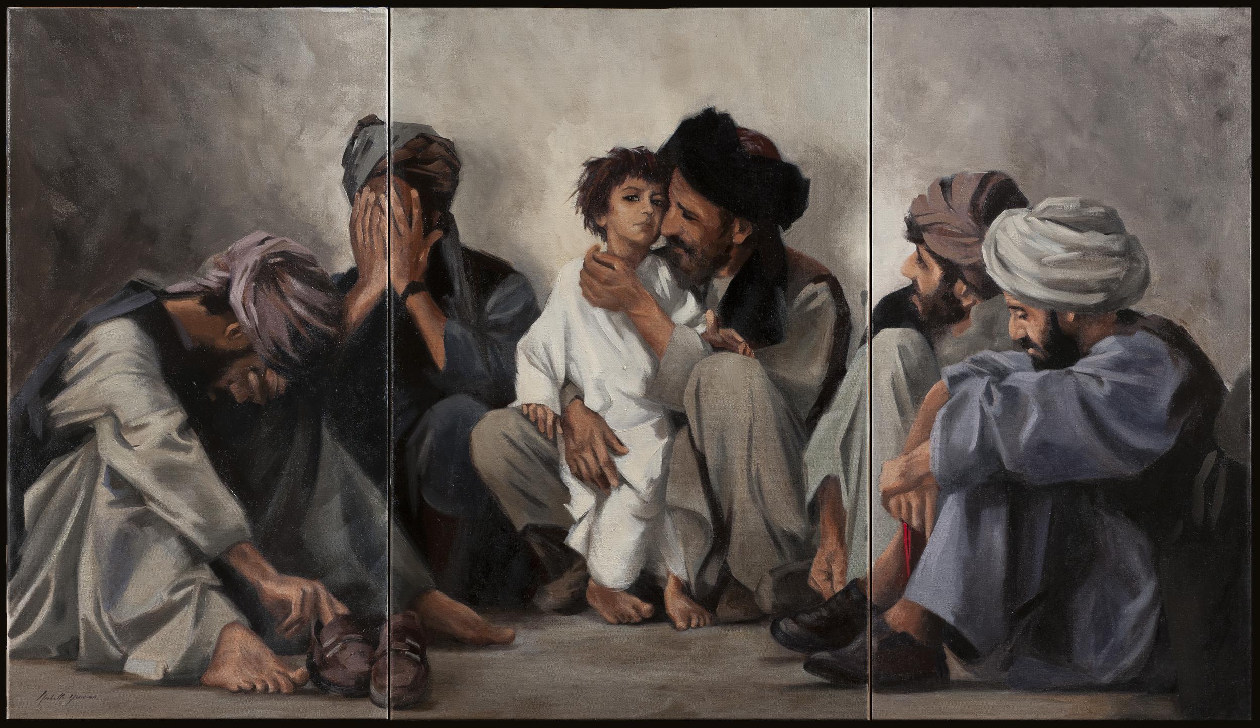 Struggle to Survive, Sangin, 2014, Afghanistan