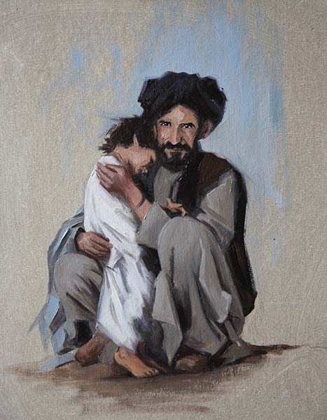 Holding On, Study, Afghanistan