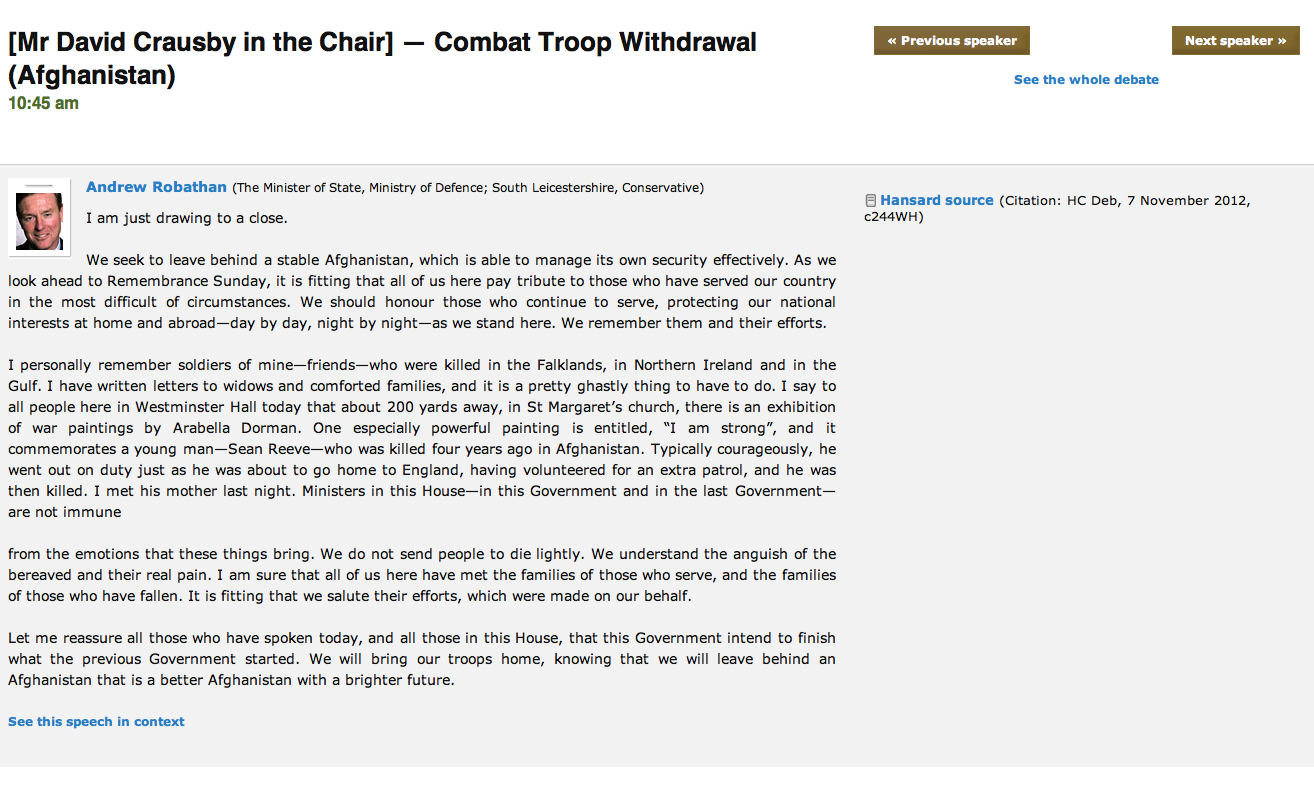 Andrew Robathan - Hansard Nov 2012.png