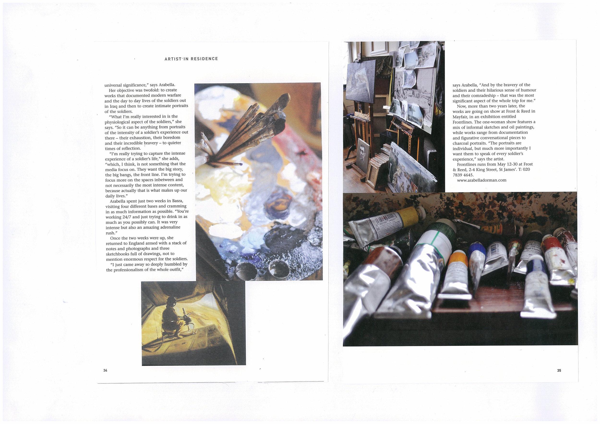Sloane Square Magazine II, April 2009.jpg