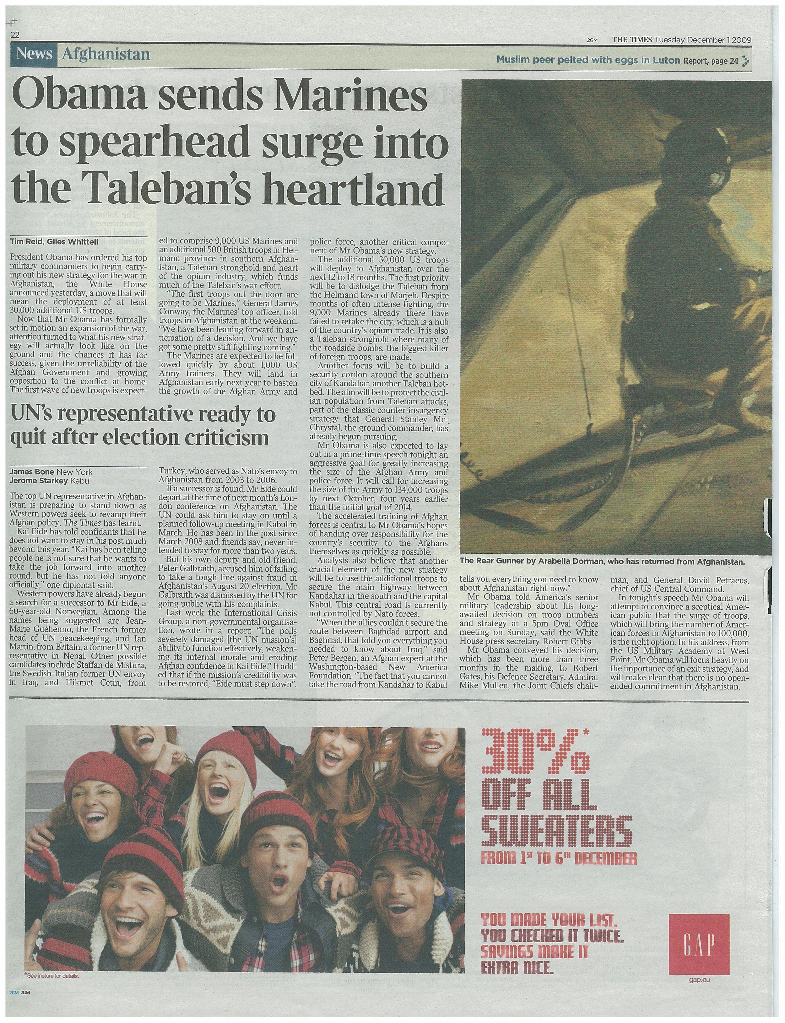 The Times II, December 1 2009.jpg