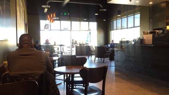 This is the actual testing site. Thanks, Starbucks