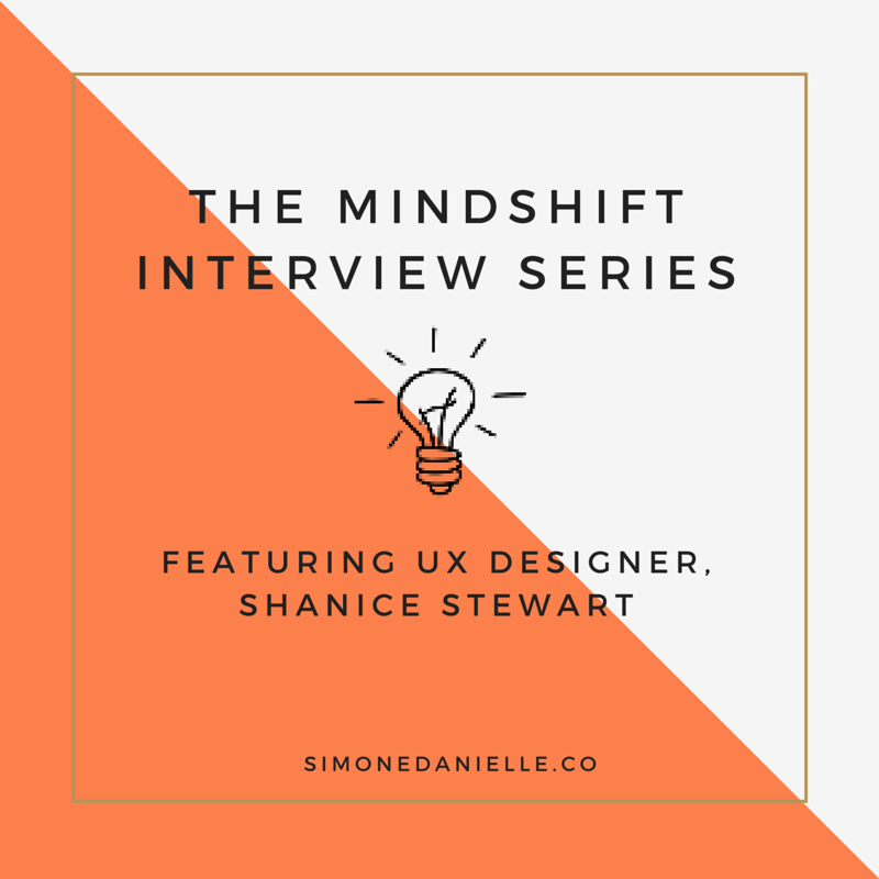 SimoneDanielle.co    A feature in an entrepreneurship blog's Mindshift Interview Series.
