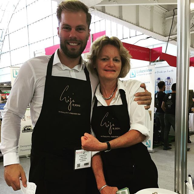 Fantastic end of #SFFF16, thank you for a great show. Met fantastic people and good future contacts. Well done team @gigispreserves #specialityfinefoodfair2016 @speciality_foods #preserves #foodies #chutney #jam #olympia #superfoods #vitality #superfoods #superfruits