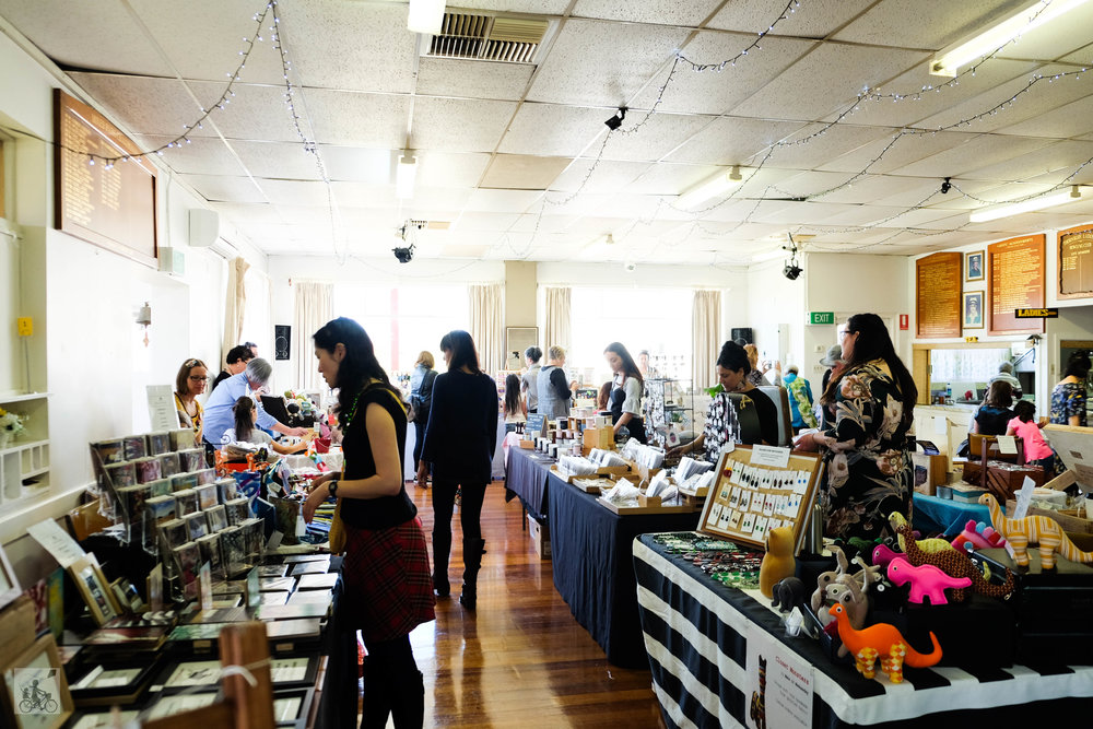 Wild about Melbourne Market