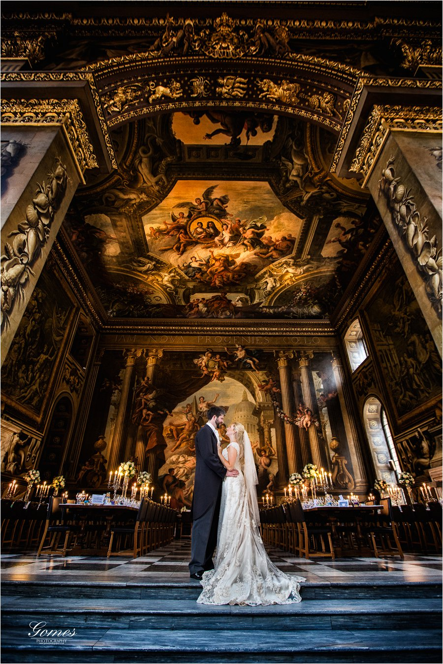 london wedding planner greenwich