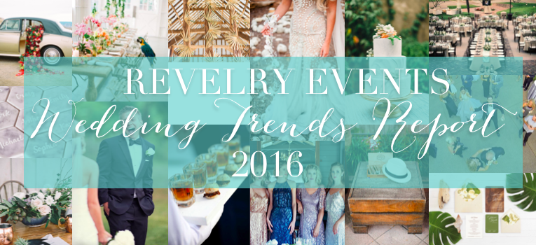 wedding planner trend report 2016