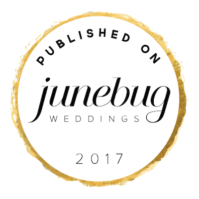 published on junebug revelry events