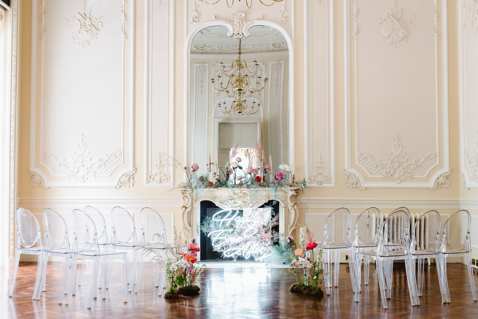 london wedding designer