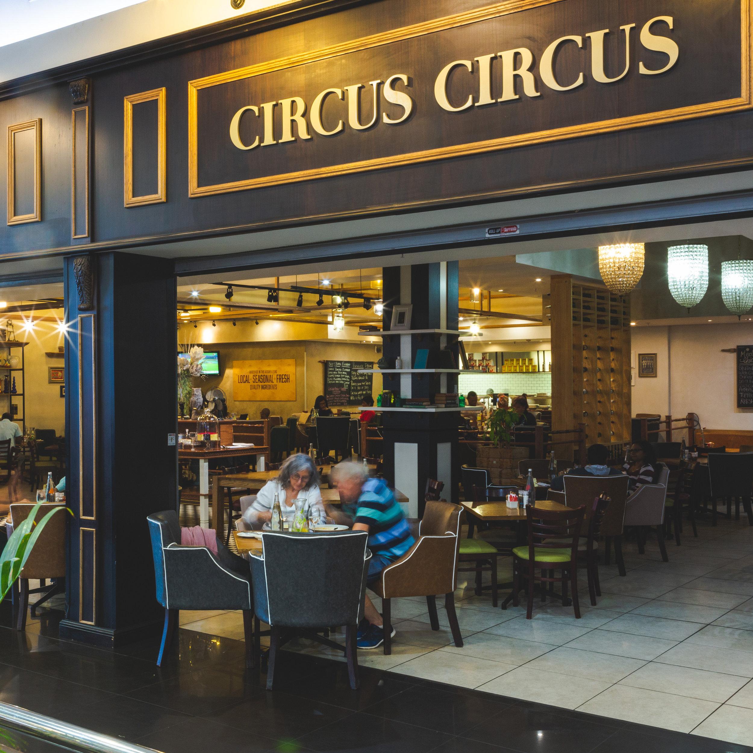 Circus Circus Galleria