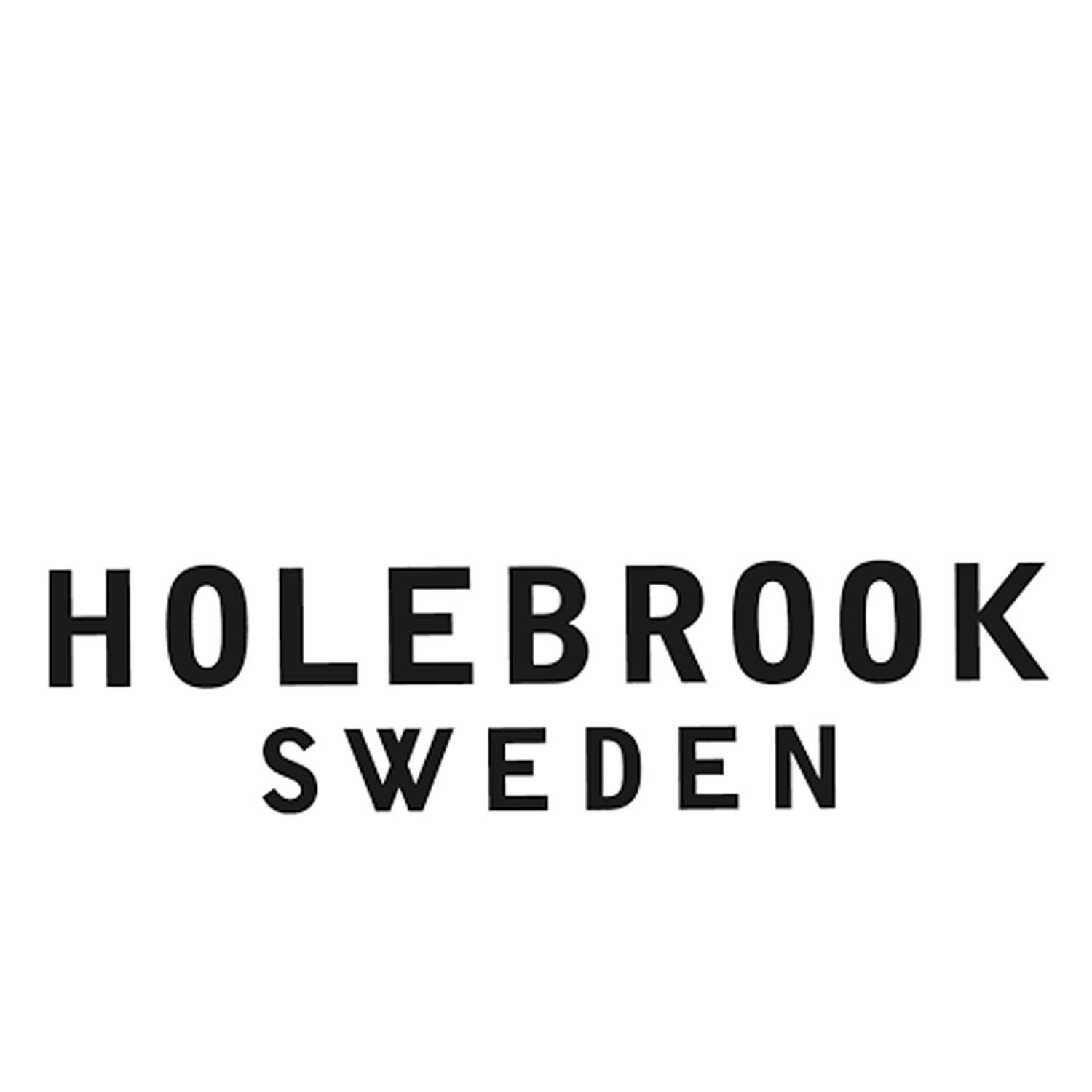 HOLEBROOK  Sweaters that feel as good as they look. Knitted with yarns and fabrics and details of highest quality, carefully chosen to fit their ideas and ideals. (Sweden)