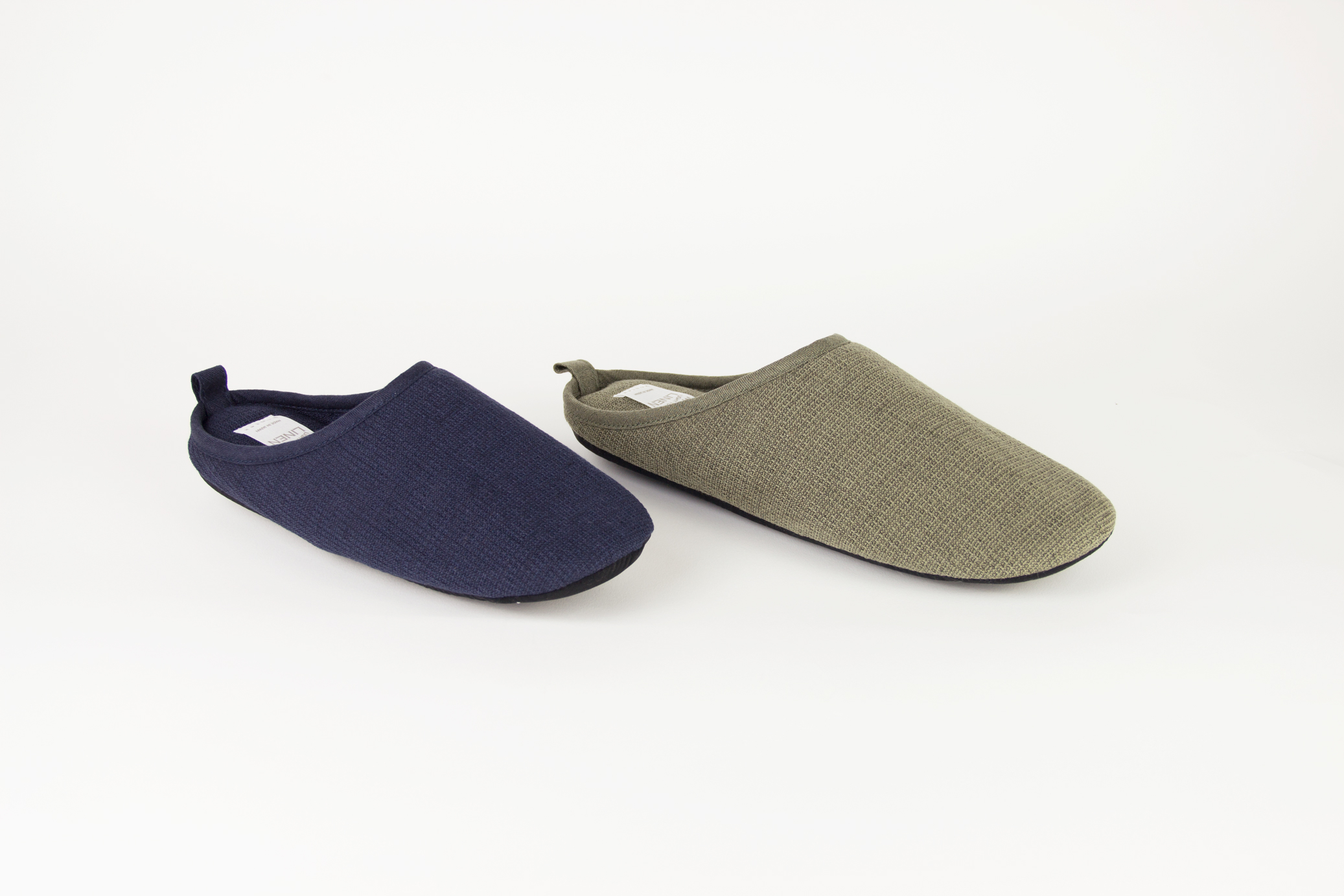 Moku Linen Room Shoes