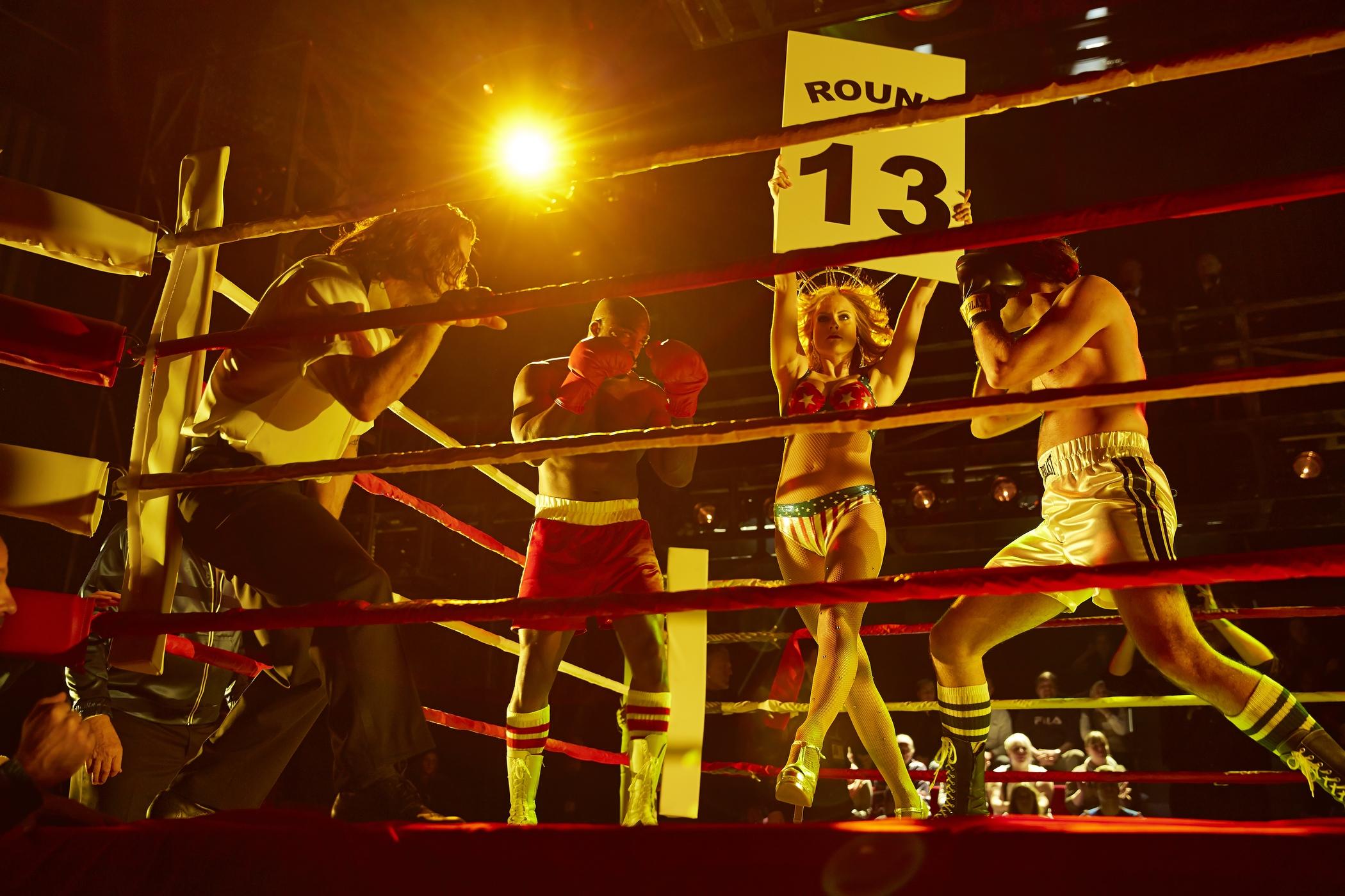 Rocky  , World Premiere, Operettenhaus, Hamburg