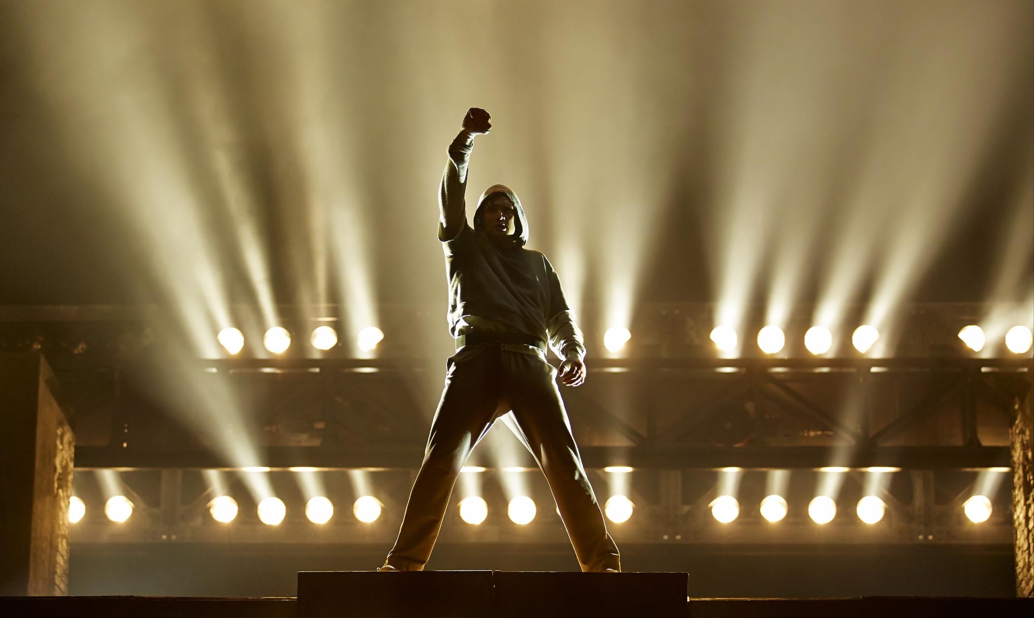 ROCKY , World Premiere, Hamburg