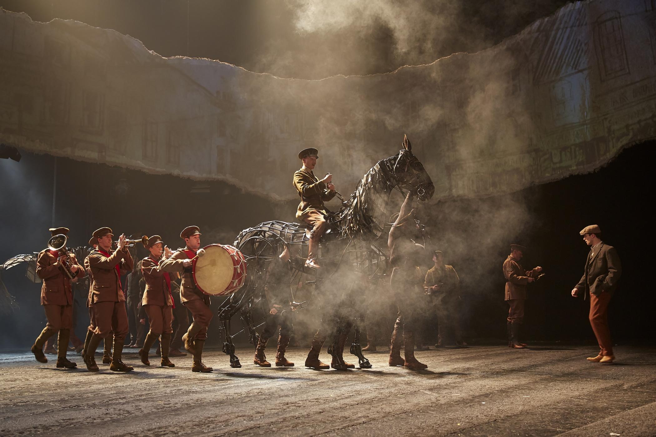 War Horse , New London Theatre, London