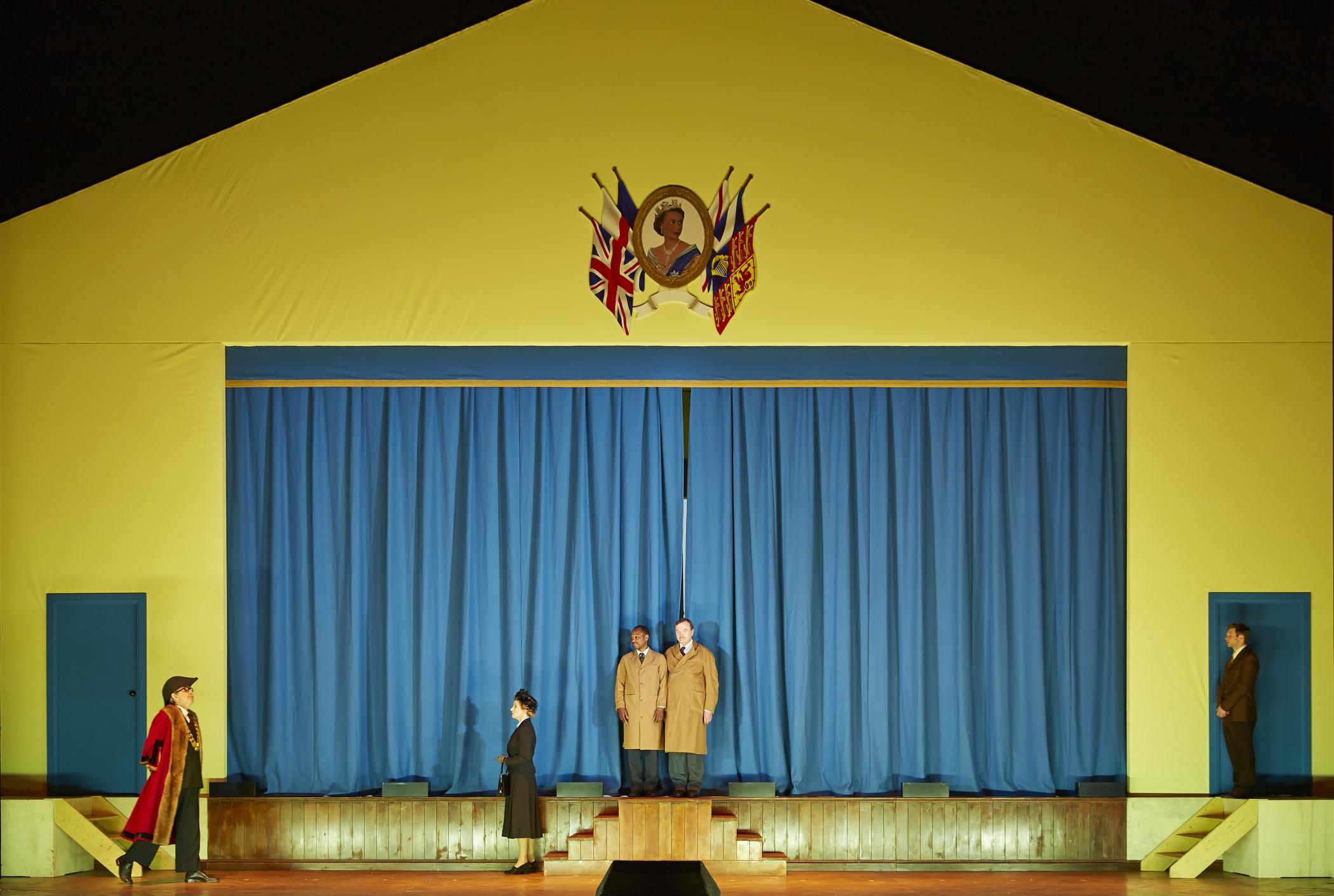 Gloriana , co-prod. Royal Opera House and Staatsoper Hamburg