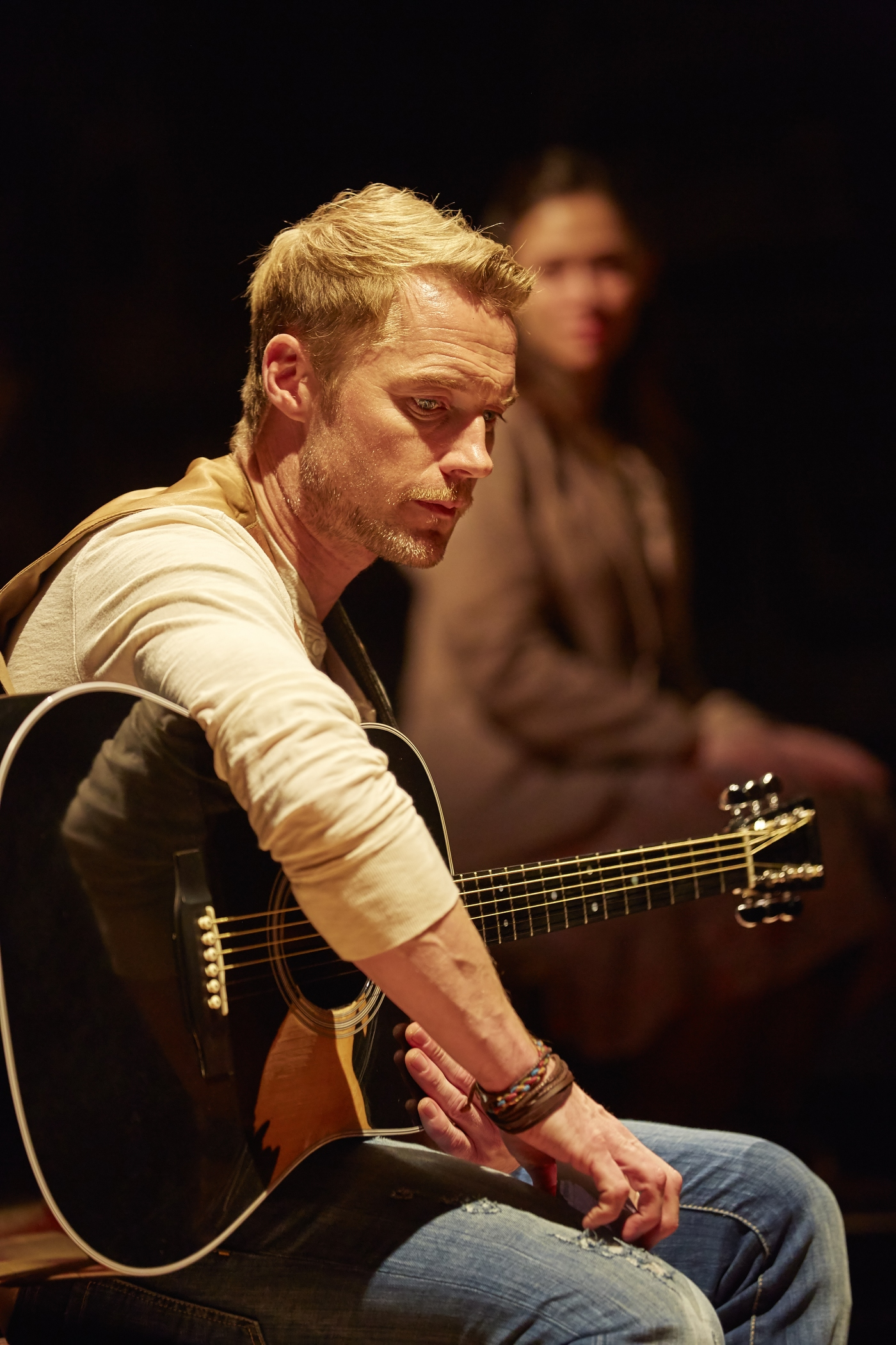 Once , Phoenix Theatre, London   Ronan Keating