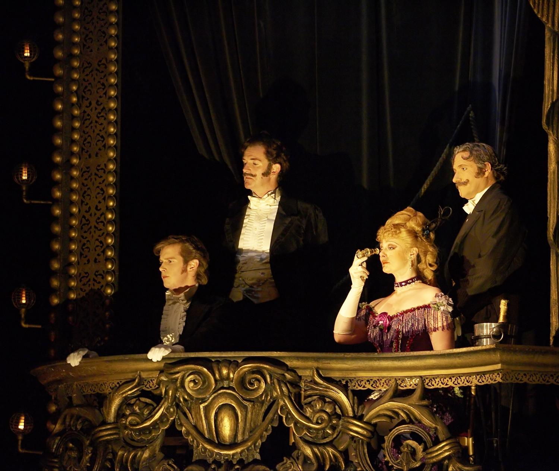 The Phantom Of The Opera , Her Majestys Theatre, London