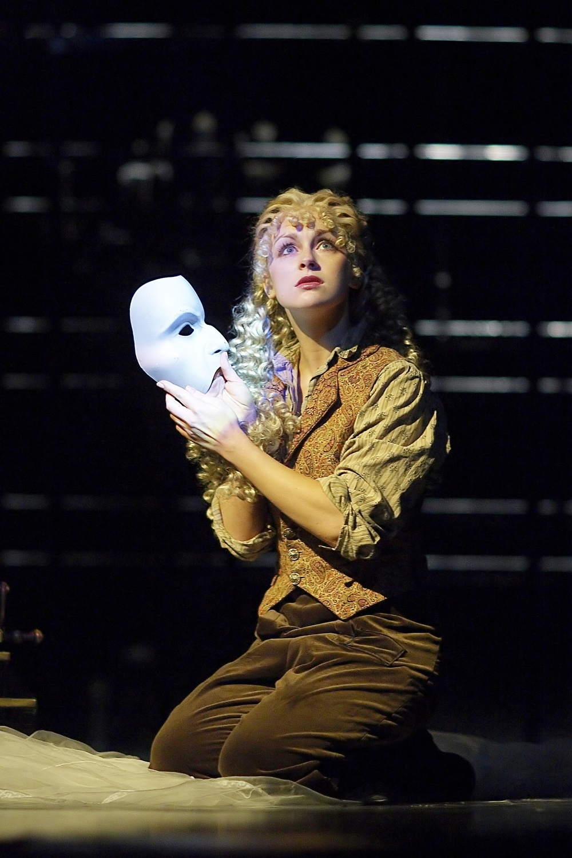 The Phantom Of The Opera ,  Her Majestys Theatre , London
