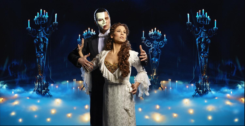The Phantom Of The Opera , Promoshot, Hamburg