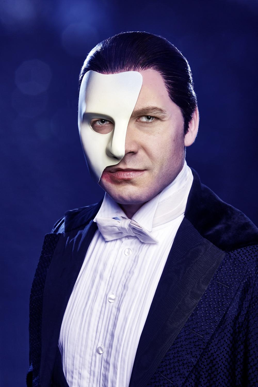 David Arnsberger  , Phantom der Oper PR shot