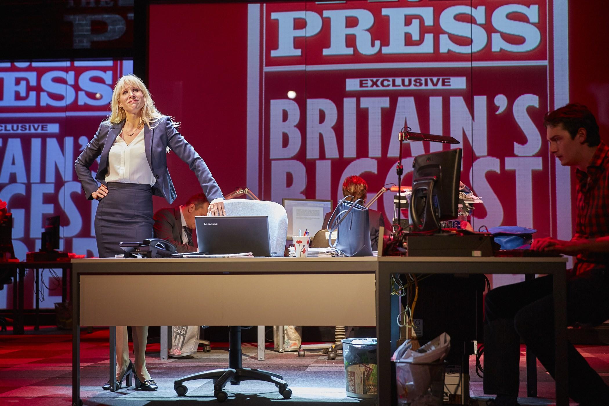 Great Britain , Theatre Royal Haymarket, NT Production, London