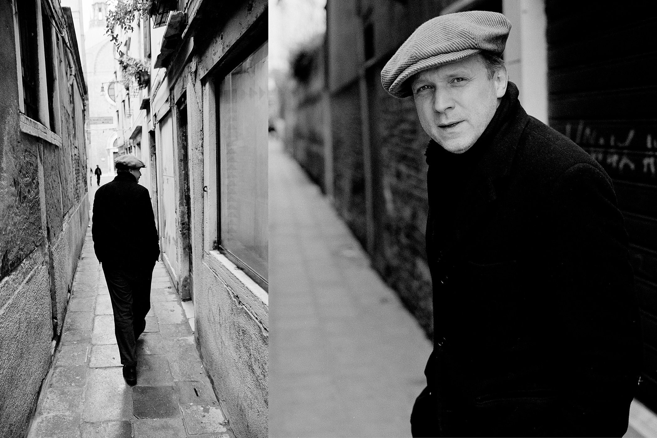 Ulrich Tukur   ,  Actor, Venice