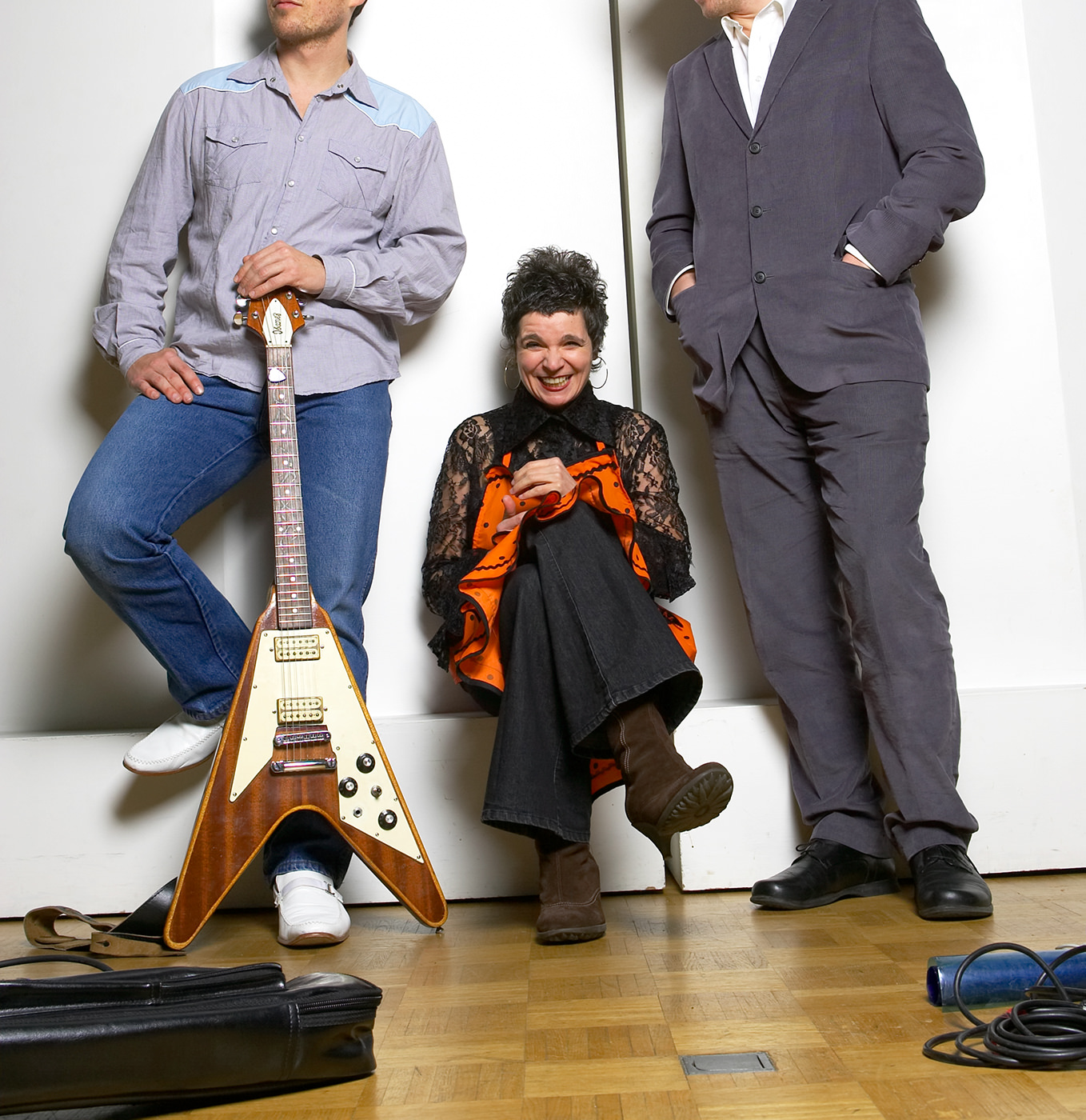 Popette Betancor  , Musician, Berlin