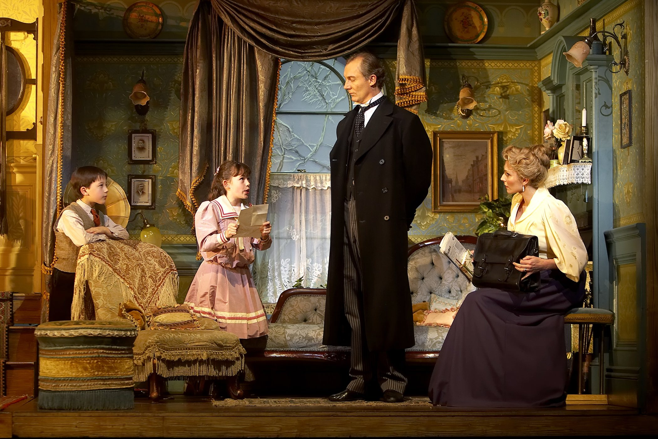 Mary Poppins , Prince Edward Theatre, London