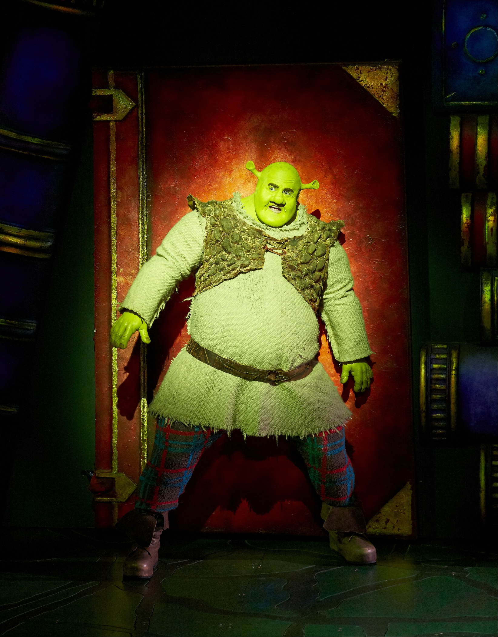Shrek , Theatre Royal Drury Lane, London