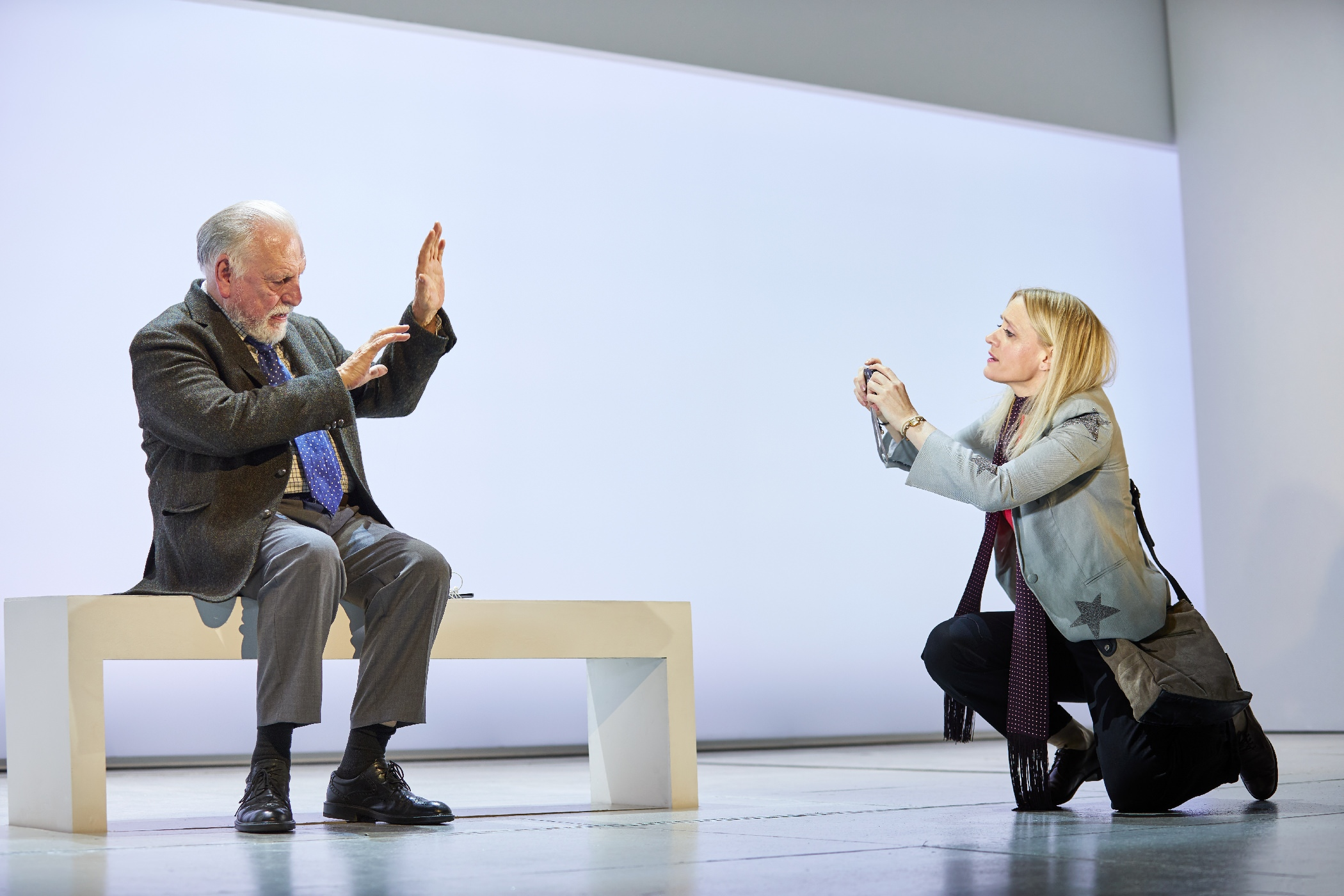 Heisenberg: The Uncertainty Principle , Wyndham´s Theatre, London