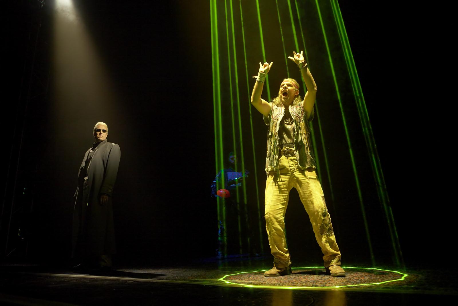 We Will Rock You  , Dominion Theatre, London, 2009