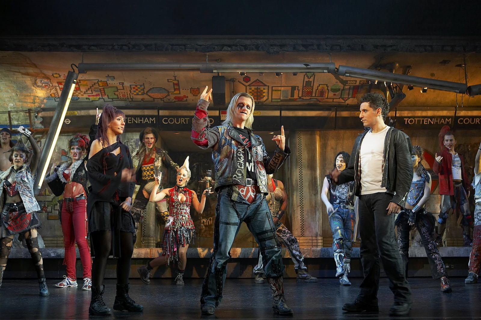 We Will Rock You  , Dominion Theatre, London, 2007