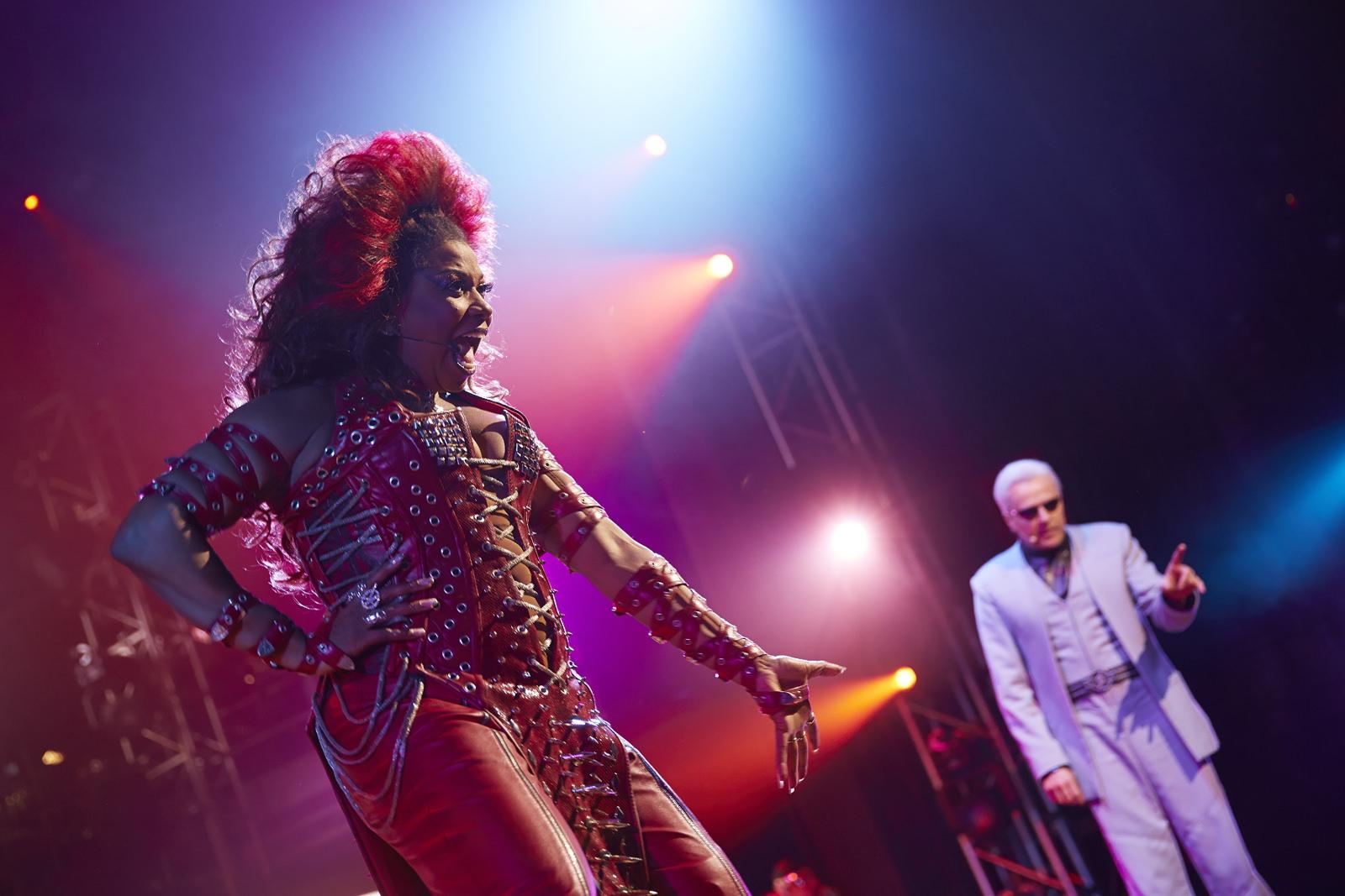 We Will Rock You  , Dominion Theatre, London, 2013