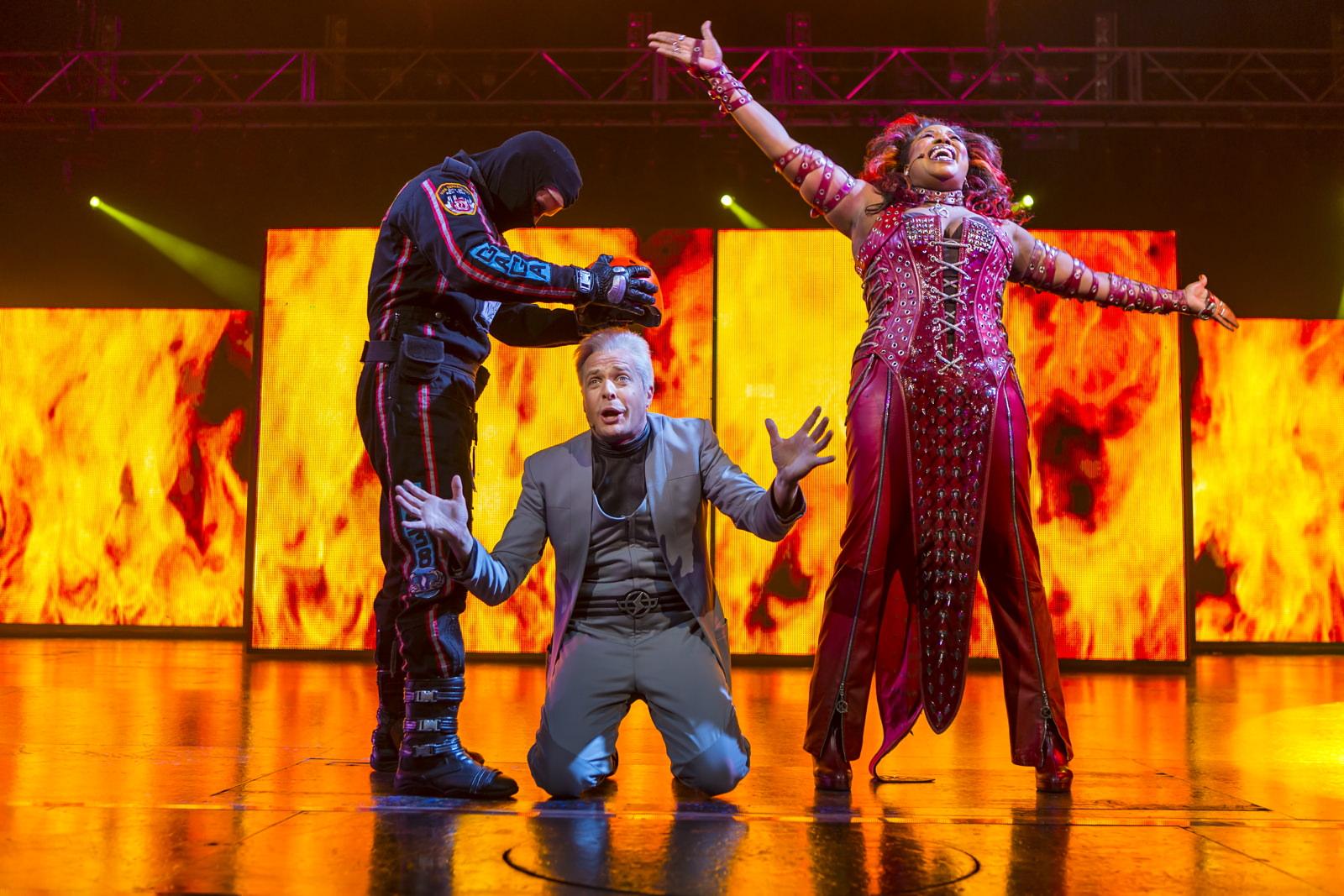 We Will Rock You  , Dominion Theatre, London, 2012