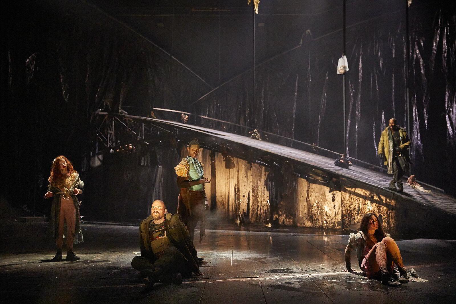 Macbeth , NT, London
