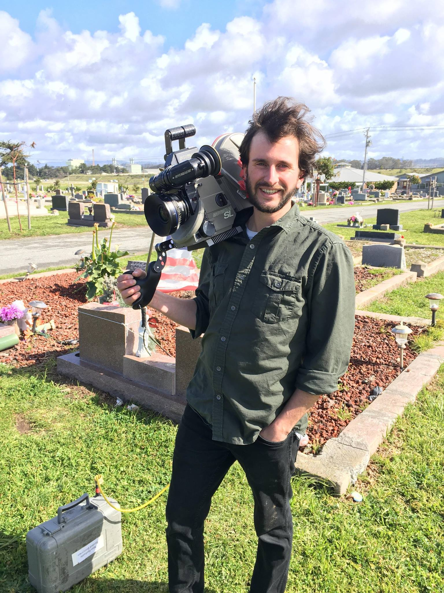 Cinematographer- Dan Muchnik