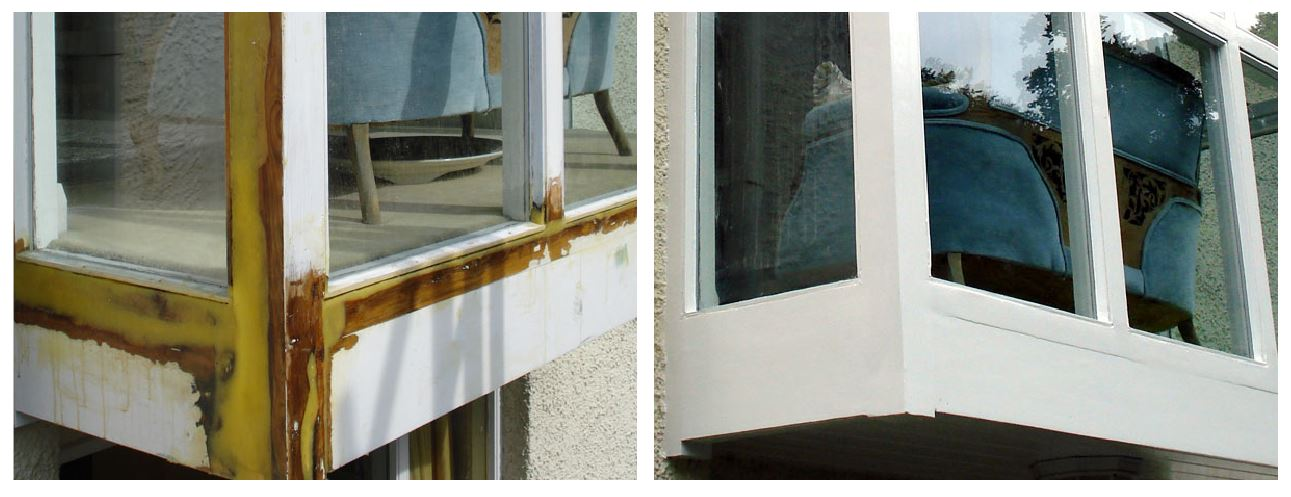 Another project which benefitted from the Repair Care approach