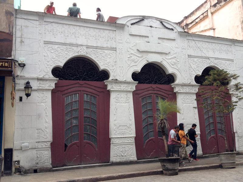 Exquisite Art Deco, Havana, Cuba.
