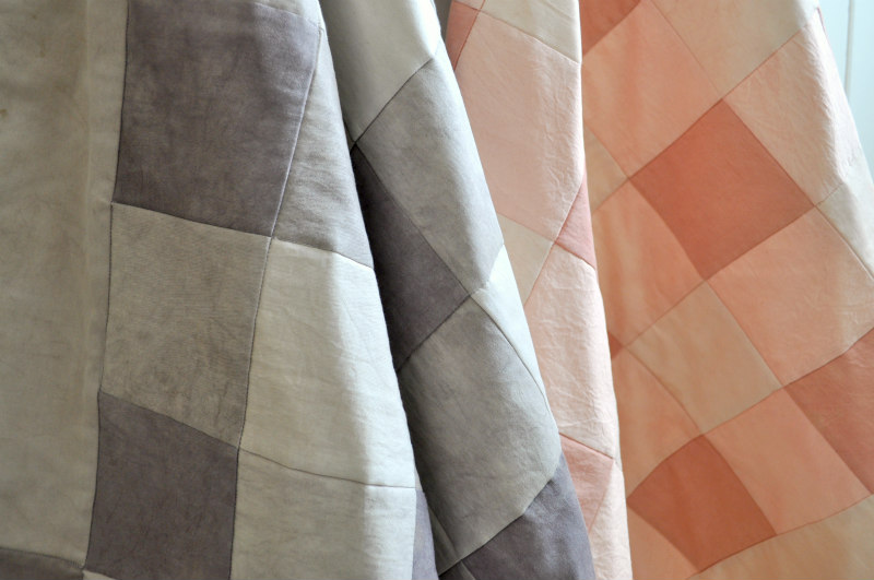 Click the image to download my charm-friendly FREE Gingham for Giants quilt pattern! Share what you make #tierneybarden. We'd all love to see!