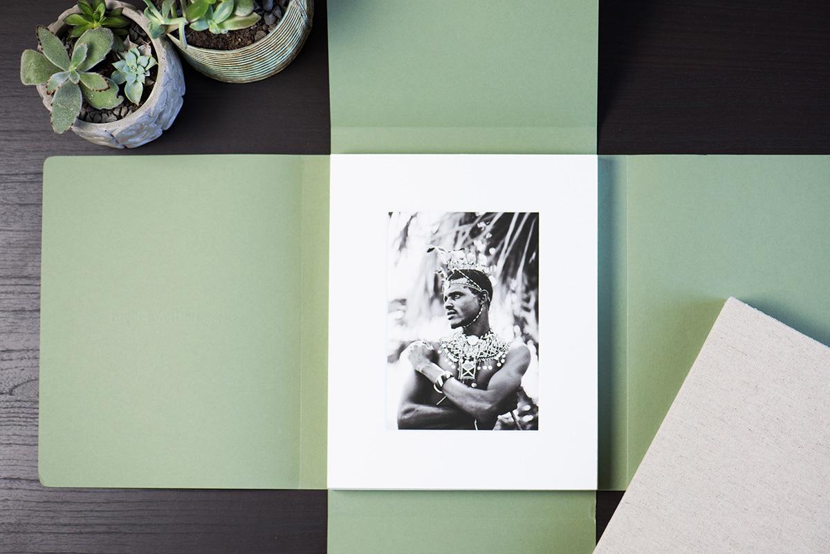 Print of a  Cami Rose photograph