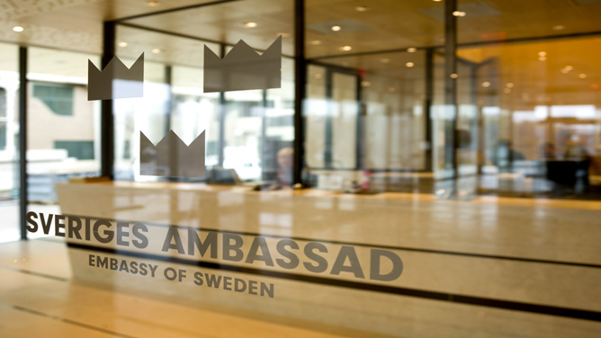 Photo: House of Sweden
