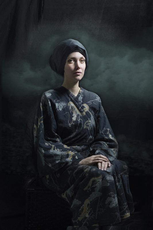 Portrait of Ms J, 2015