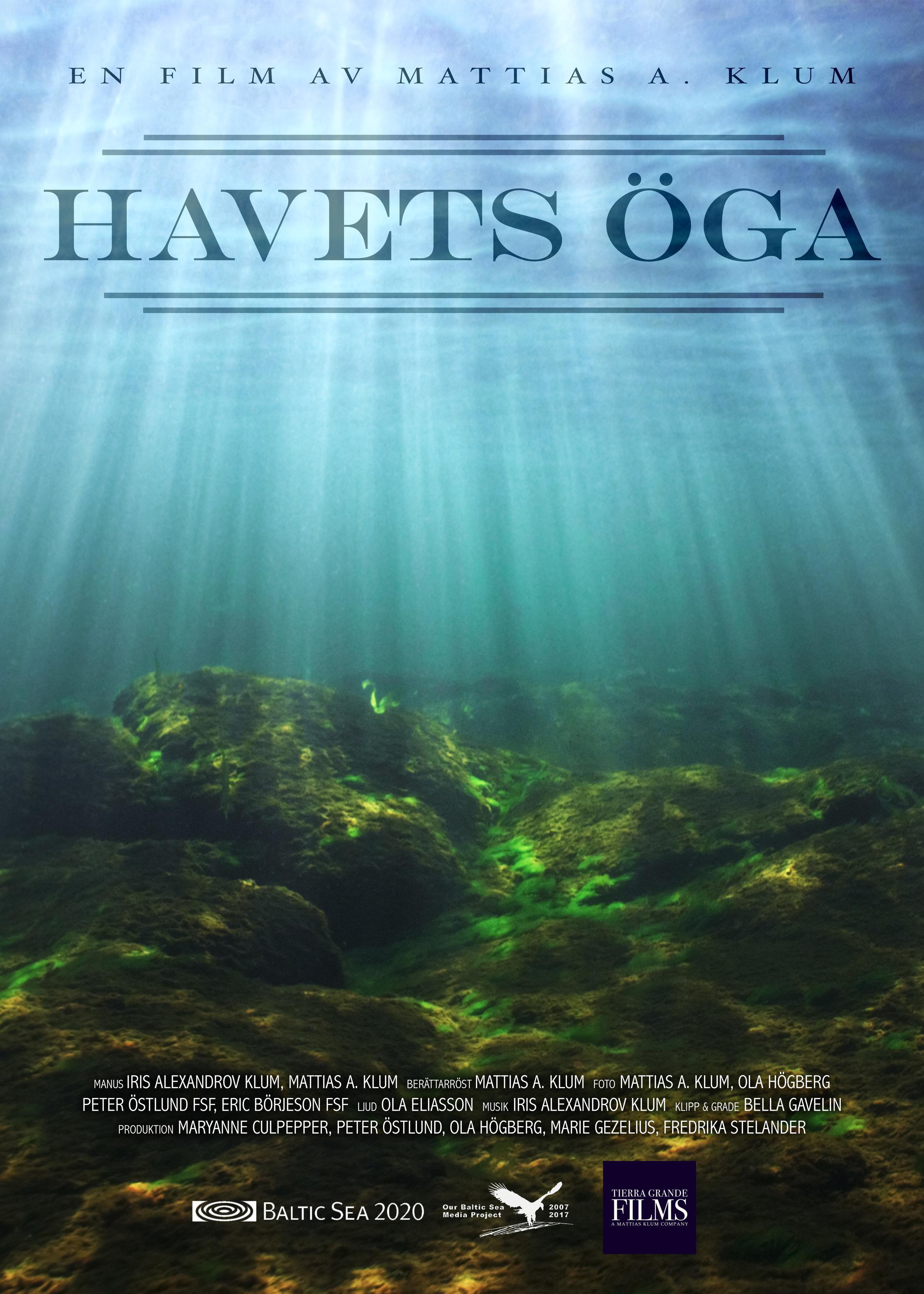 Havets öga affisch poster.jpg