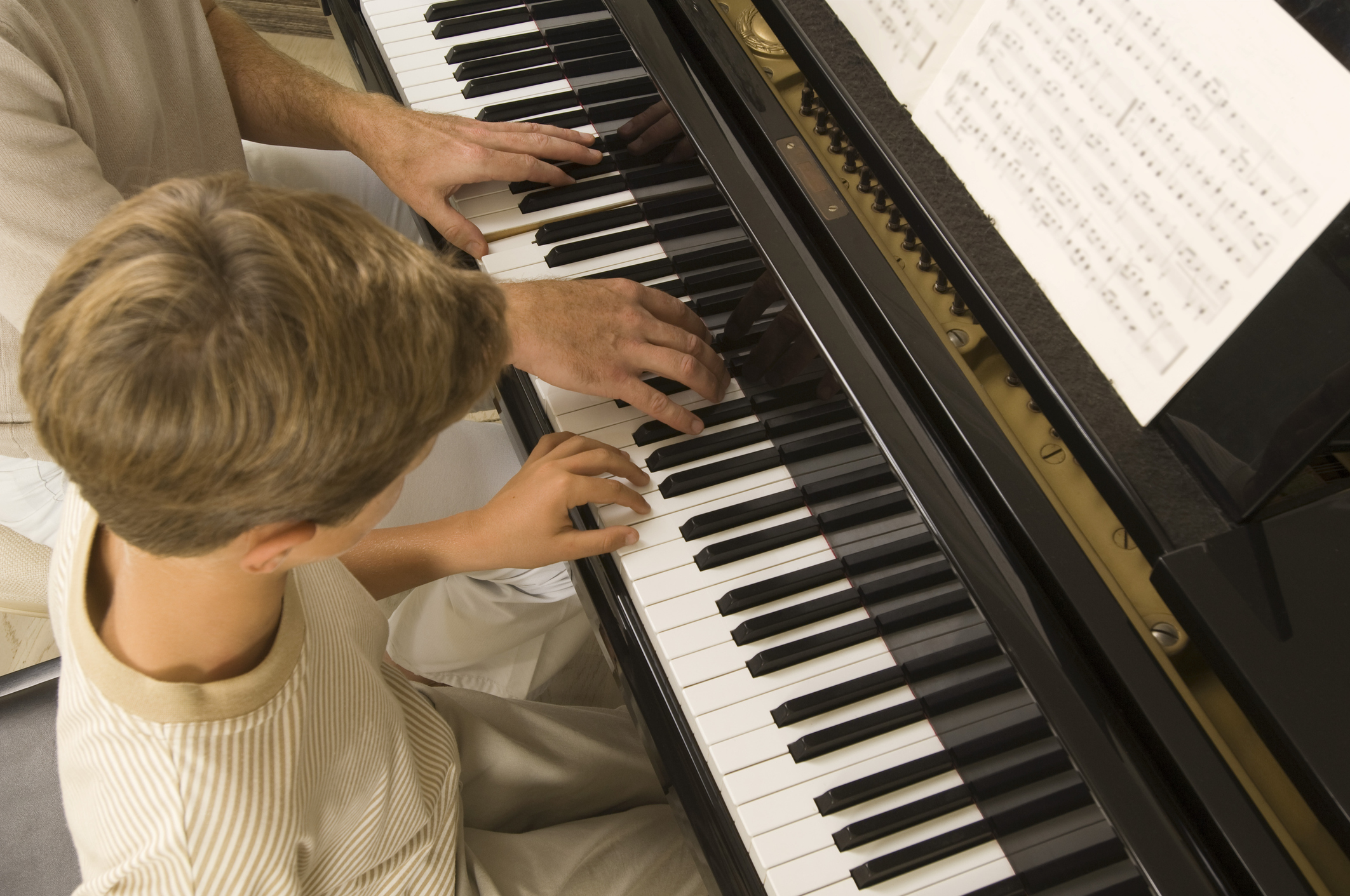 In-Person Piano Teachers -