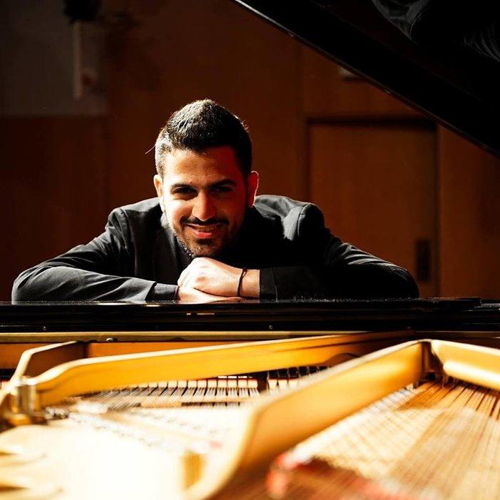 Vasilis: Piano Teacher in B15, Birmingham, West Midlands